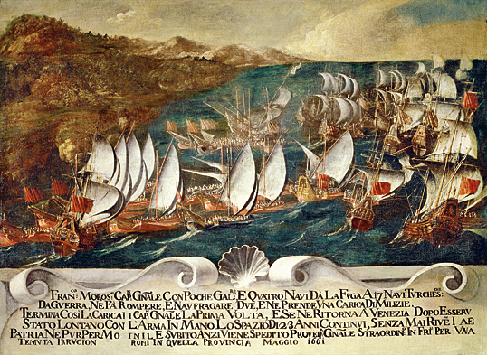 Templar Ships in sea warfare