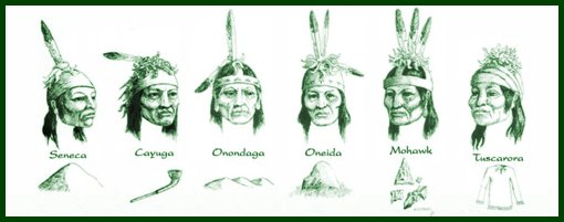 French iroquois treaty of 1667