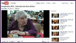 Anne on You Tube