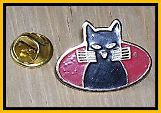 Black Cat Pin_Badge