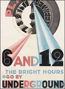 Transport Poster Bright Hours