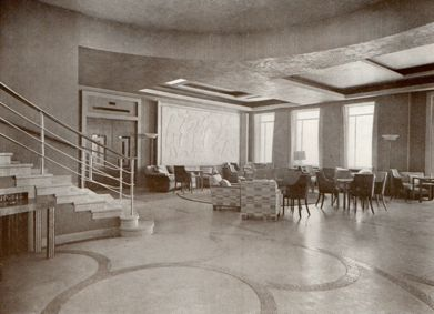 Foyer as shown AI 1933
