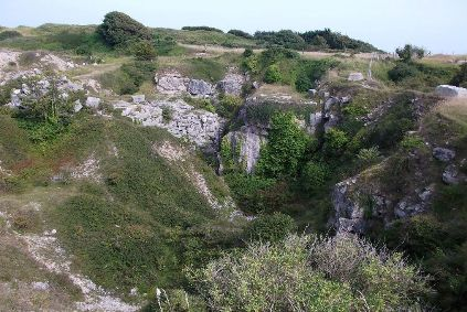 Kingbarrow Quarry