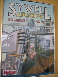 Air Show Poster 2004