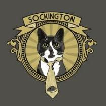 Sockington Logo