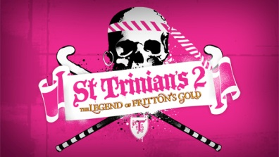 St Trinians Pink Mock Up