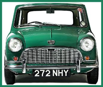 Mini Tope 10 Greatest Car Designs