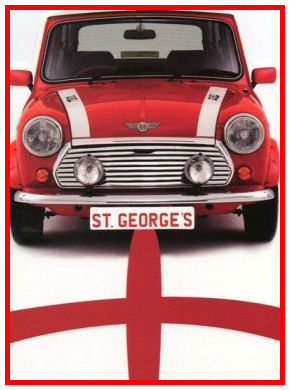 St. George's Day Mini