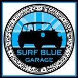 Surf Blue Logo