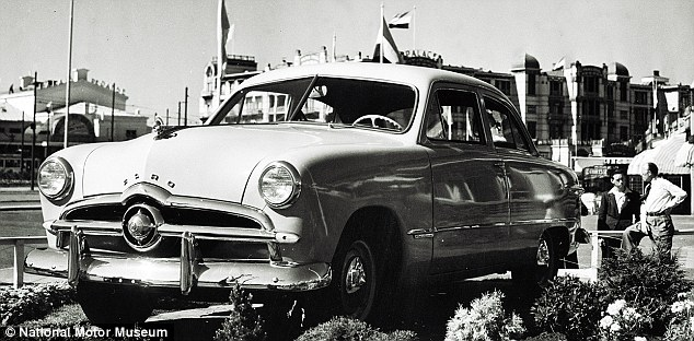 The 1949 Ford
