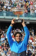 Rafael Nadal French Open Champion