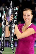 Petra Kvitova Year End Champ