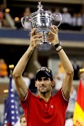 Novak Djokovic US Open 2011 Winner