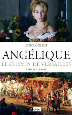 Angelique Book 2 film tie-in