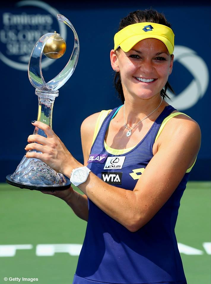 Aga triumphs in Montreal
