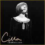 Cilla Black dressed by BH for London Palladium 1964