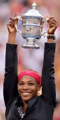 Serena Williams US Open Champ 2014