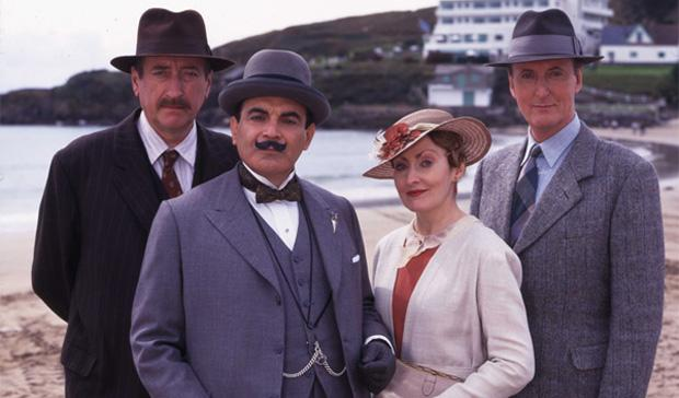 Cast of Poirot