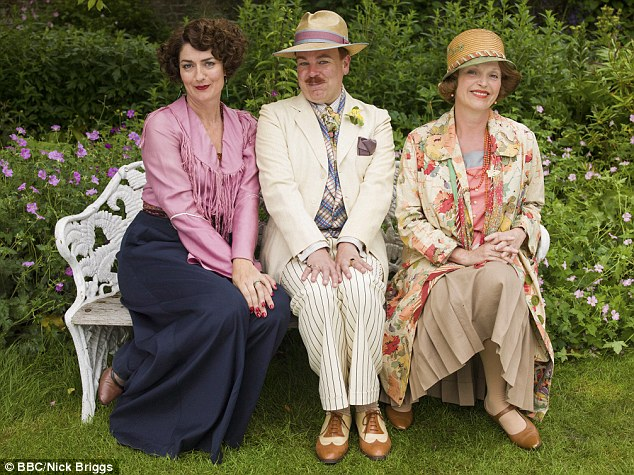New Mapp and Lucia cast