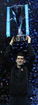 ATP 2014 World Champion Djokovic