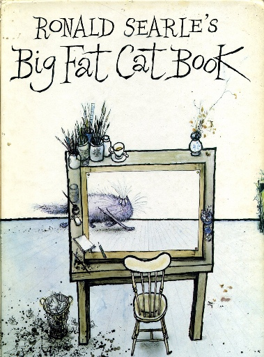Ronald Searle - Big Fat Cat Book