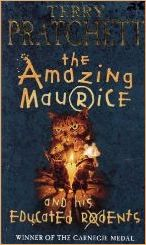 The Amazing Maurice by Terry Pratchett