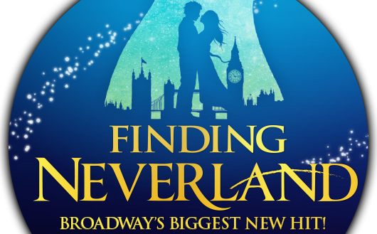 Finding Neverland the Musical Poster