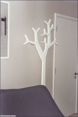 Prototype tree coathanger