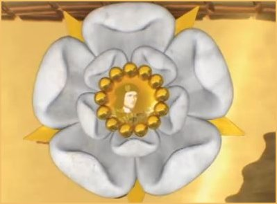 White Rose of England