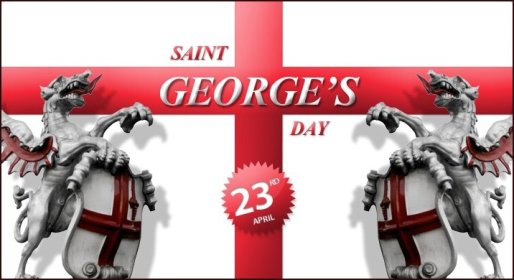 St Georges Day 23rd April 2015