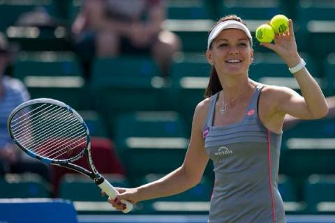 Aga reaches quarter finals in Nottingham