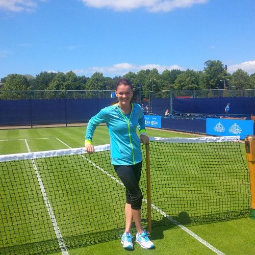 Aga in Nottingham 2015