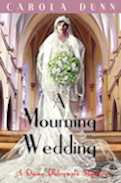 A Mourning Wedding by Carola Dunn