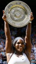 Serena Williams Champion 2015