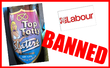 Banned Beer