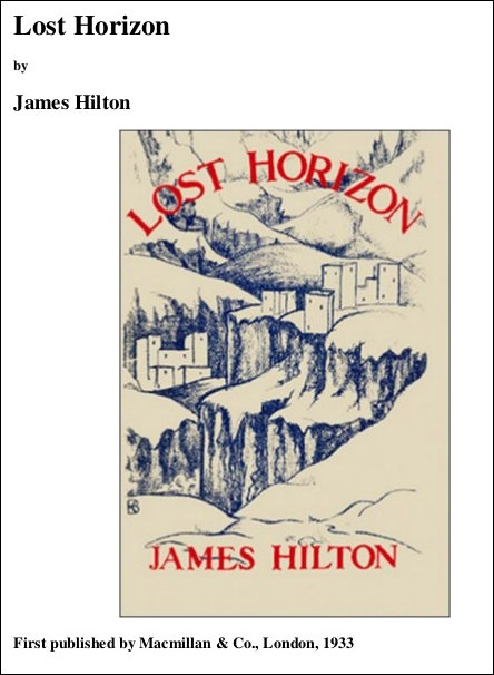 Lost Horizon 1933