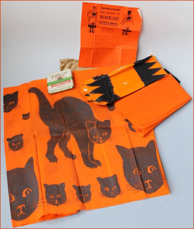 Cat Costume pattern