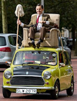 Mr Bean Mini 25 year anniversary