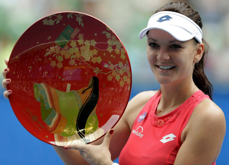 Aga wins Toray Pan Pacific
