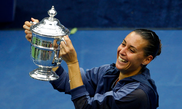 Flavia wins US Open