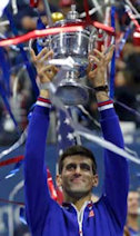 Novak Djokovic US Champion 2015