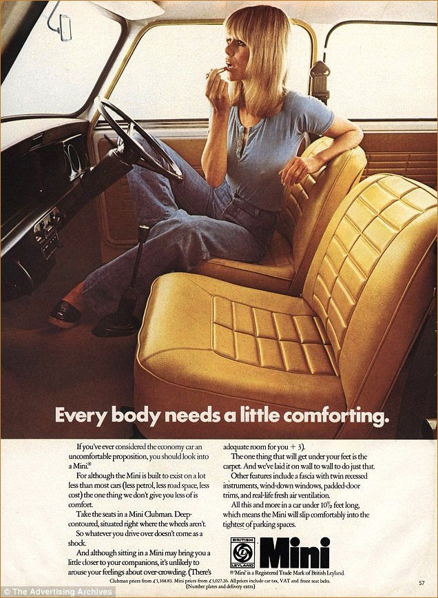 essays on car ads