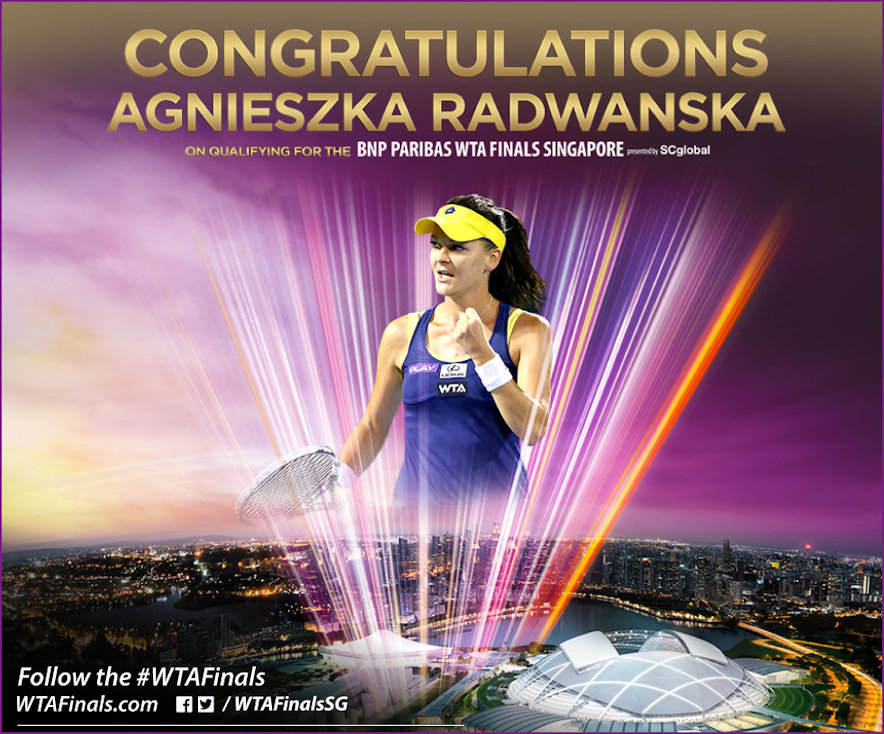 Aga qualifies for Singapore