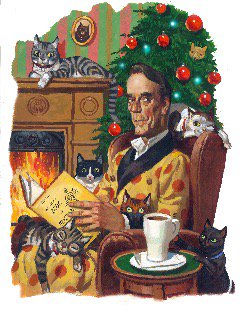 Jeremy Irons reads Cats
