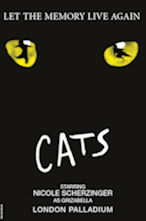 Cats the Musica Programme front