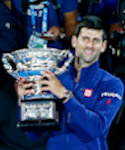 Novak Djokovic AO Champion 2016