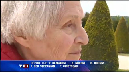 Anne on TF1 talking about her books