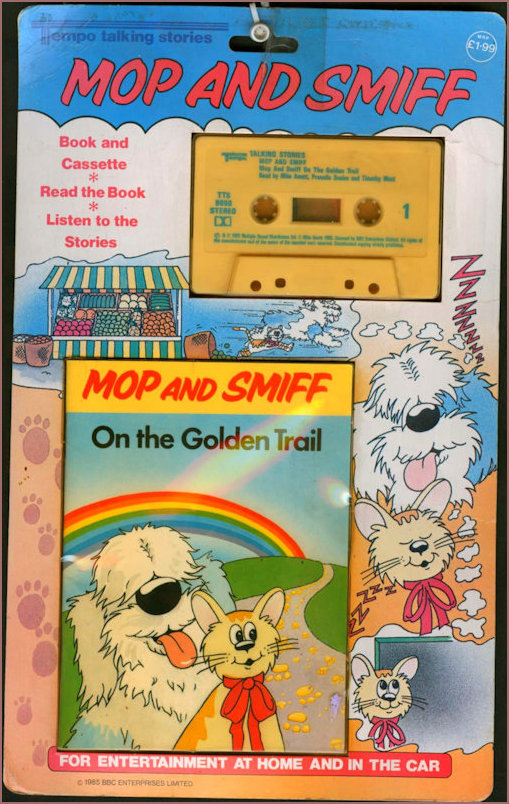 Mop and Smiff Cassette