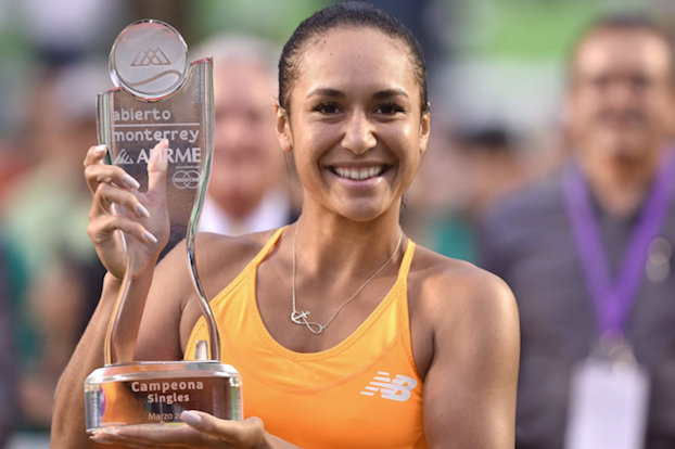 Heather Watson wins title in 2016