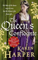 Karen Harper the Queens Confidante